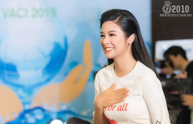 Dang Thi Ngoc Han - Miss Vietnam 2010