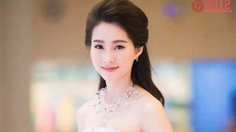 Dang Thu Thao - Miss Vietnam 2012