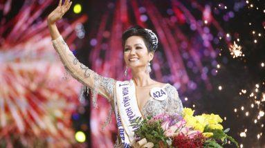 H'Hen Niê - Miss Universe Vietnam 2017