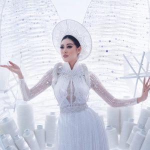 Khanh Van - Miss Universe Vietnam 2019