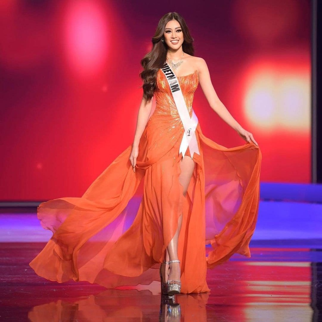 Top 21 Miss Universe 2020