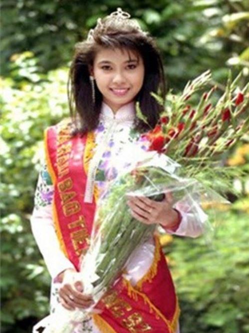 Ha Kieu Anh - Miss Vietnam 1992