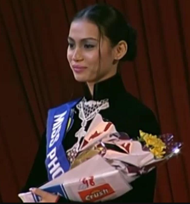 Nguyen Thi Ngoc Khanh - Miss Vietnam 1998