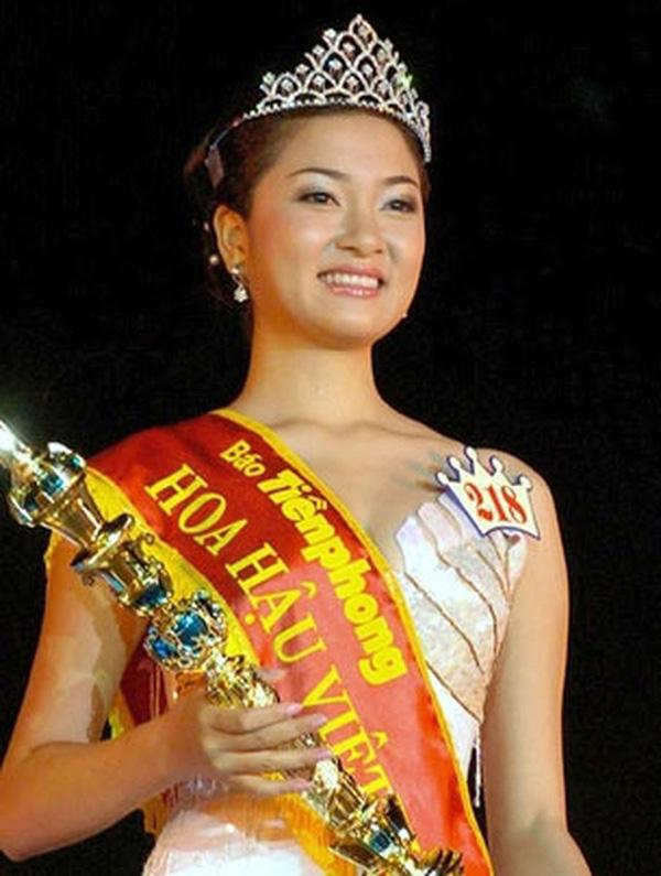 Nguyen Thi Huyen - Miss Vietnam 2004