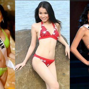 Nguyen Thuy Lam - Miss Universe Vietnam 2008