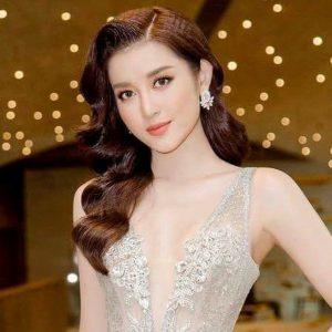 Huyen My - 1st runner Miss Vietnam 2016