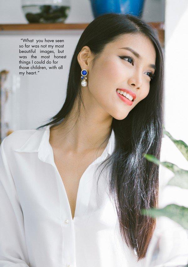 Lan Khue - Miss Aodai Vietnam