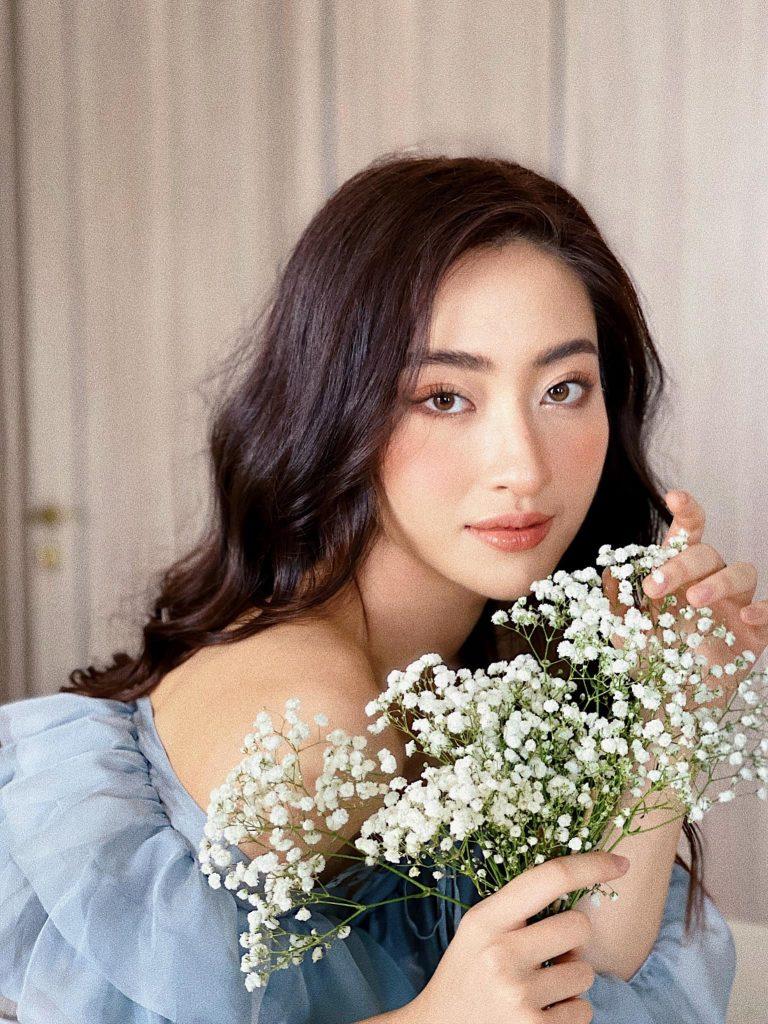 Luong Thuy Linh cute girl