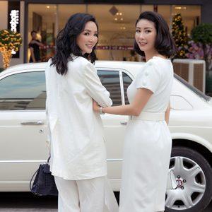 Ha Kieu Anh - Giang My travel Bentley Arnage