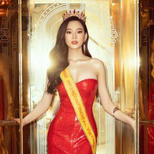 Miss Intercontinental Vietnam 2021