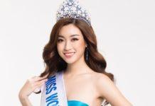 Miss World Vietnam 2017