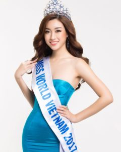 Miss World Vietnam 2017