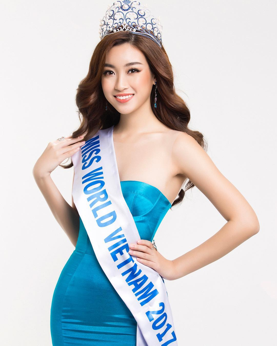 My Miss America: Do My Linh Will Represent Vietnam At Miss World 2017